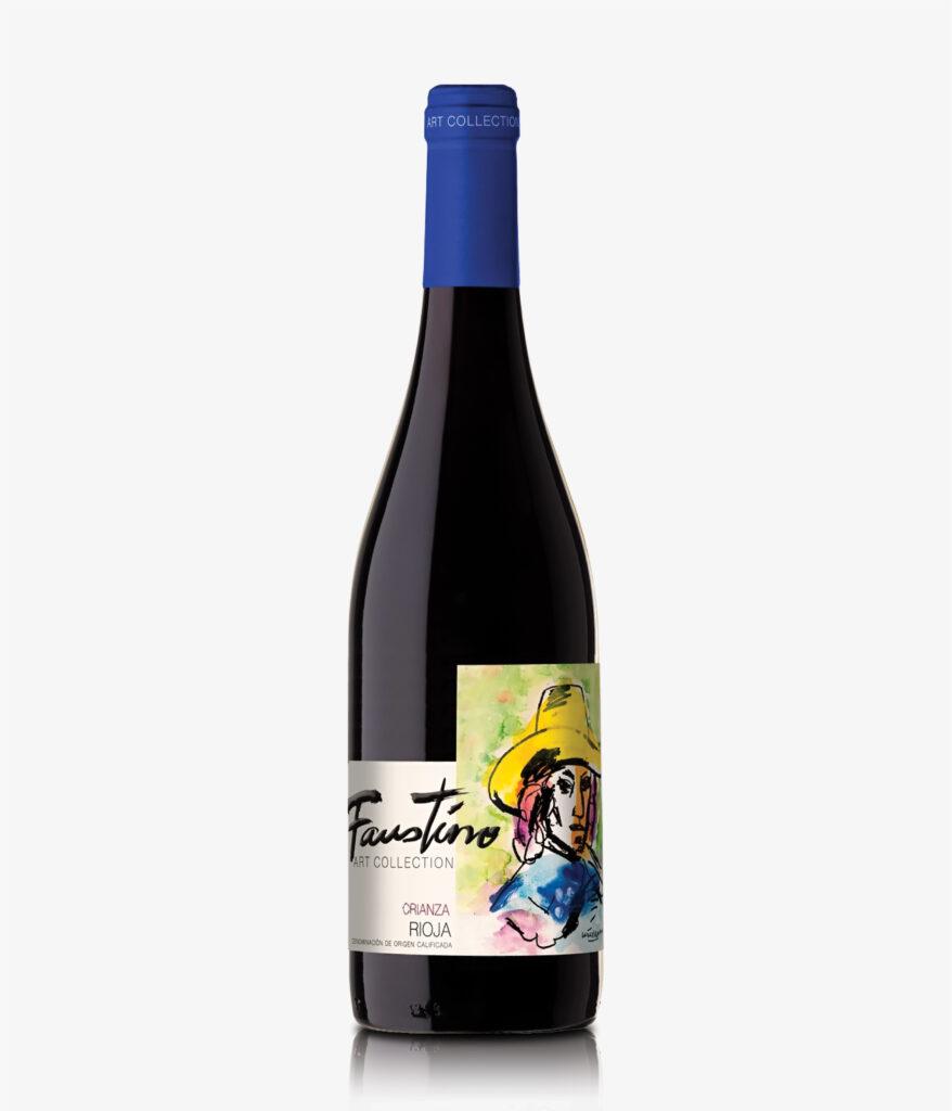 Wine BG Faustino Art Crianza PS