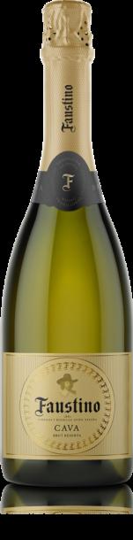 Faustino Cava Brut Reserva 佛絲汀那頂級卡瓦氣泡酒